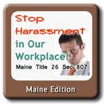 Maine Sex Harassment Training - Supervisor