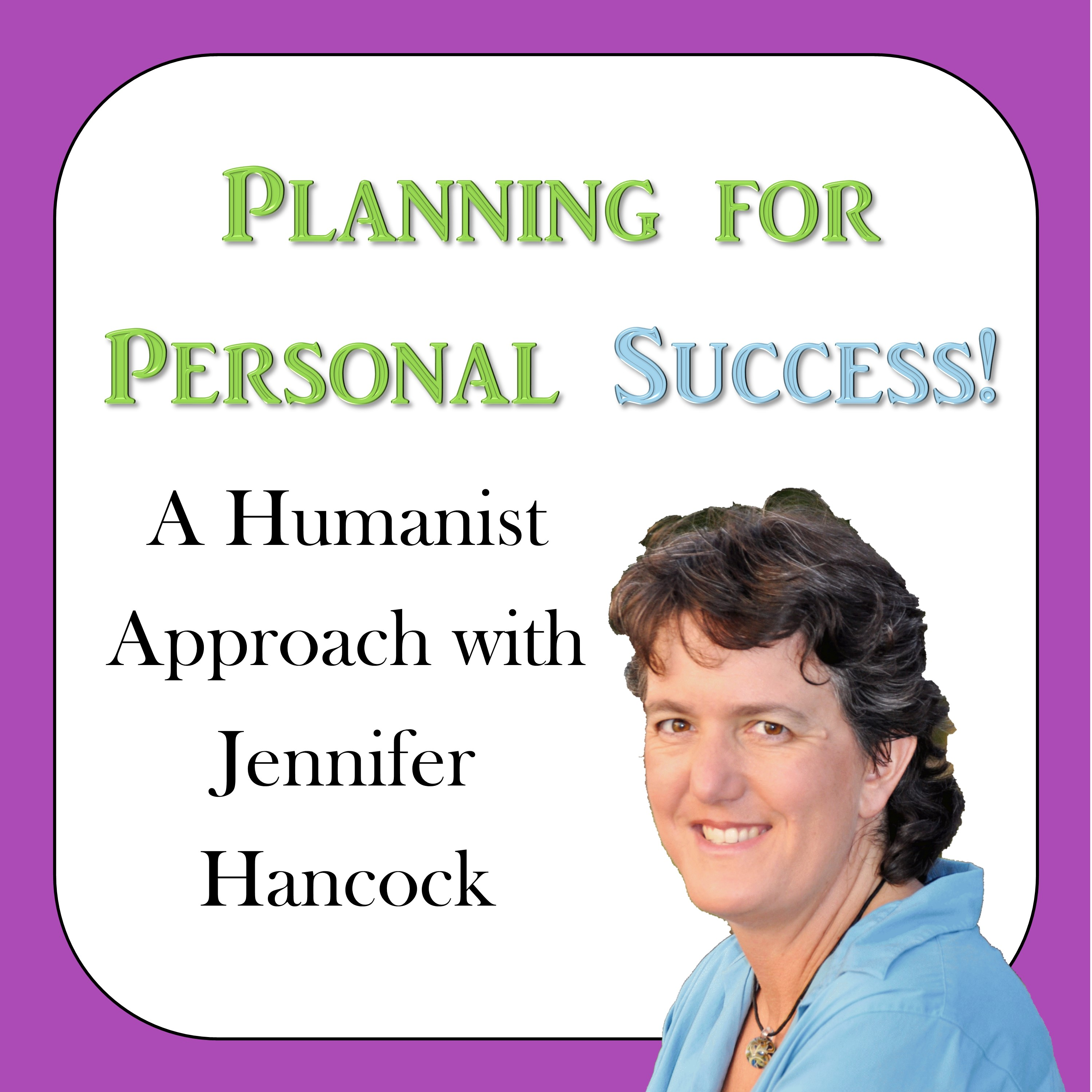 Course logo - planning for personal success