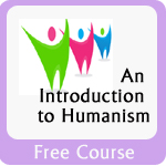 An introduction to Humanism course logo