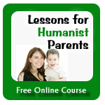 logo for course - lessons for humanist parents