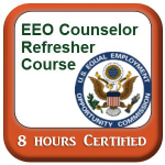 EEO Counselor Refresher Course graphic