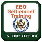 logo for eeoc - EEO Settlement Training 16 hours