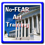courthouse with test - no fear act training