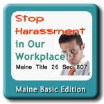 Maine Sexual Harassment Training - basic staff